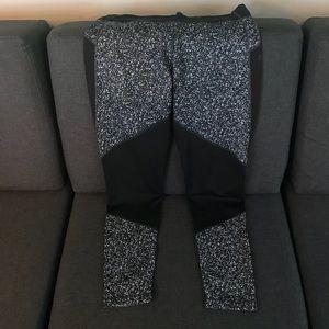 Adidas Pattern Block Leggings